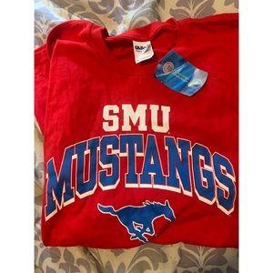 SMU Mustangs Shirt